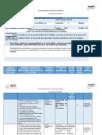 Planeación didáctica S6 Unidad 3 FDDP