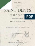 Vidieu-Auguste-SAINT-DENYS-L'AREOPAGITE-Evèque-d'Athènes-et-de-Paris-Patron-de-La-France-Paris-1889