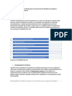 INDICADORES DE METODOS DE GESTION