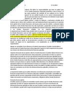 Norma Internacional de Auditoría 700