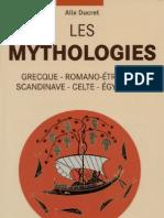 Les Mythologies