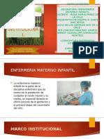 MARCO INSTITUCIONAL ENF. MAT.