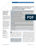 The Transpalpebral Versus the Transciliary Variant