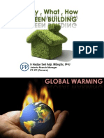 Why, What, How Green Building