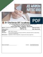 01-12-19_Sr.Chaina-II_Sr.C-IPL_Sr.IPL-IC_BT-1_Jee-Adv(2014-P2)_RPTA-12_Q.PAPER(2)