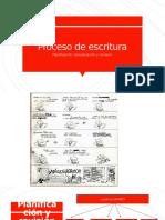 PLANIFICACIÓN Y REVISIÓN DE LA ESCRITURA