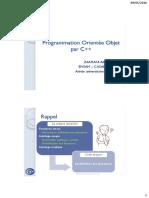 Programmation Orientée Objet par C++ Surdéfinition des opérateurs 2015-2016.pdf