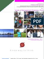 FMS Pune Prospectus 2011