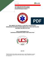 REGLAMENTO DE INGRESO RESIDENCIAS POSTGRADO 2017 25-INGRESO 17-08-17.pdf