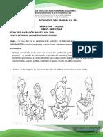 TALLER D. AFECTIVA SOCIAL-ETICA  PREESCOLAR