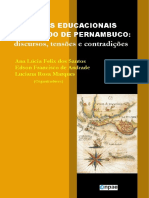 Livro PoliticaEducacionalPernambuco 2019
