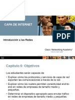 Capa de Internet - Modelo TCP-IP