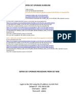 Syrotech GEPON OLT Upgrade guide.pdf