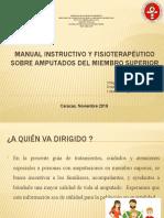 Manual Instructivo y Fisioterapéutico sobre Amputados del Miembro Superior.pptx