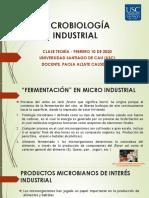 Micro Industrial CLASE 2 Febrero 10