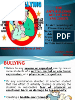 Anti-Bullying Act of 2013.pptx