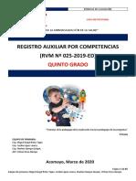 5 REGISTRO AUXILIAR QUINTO GRADO1.docx