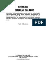 pH Booklet