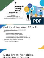 Programming Essentials in Python_slideplayer