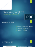 Lesson 007-01 - Working of JFET
