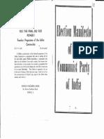 1946_Election Manifesto_CP_India
