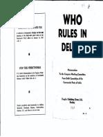 1947_Who Rules in Delhi_CP India
