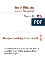 Value at Risk and Expected Shortfall.pptx