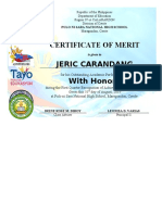Certificate-Template-Honors