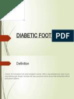 Diabetic Foot JS