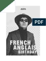 """French-Anglais Birthday"" Press Kit"