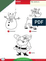 goodbye-snowman-worksheet-vocabulary-coloring