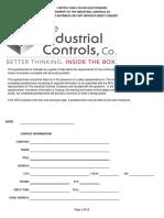 Control-Panel-Design-Questionnaire