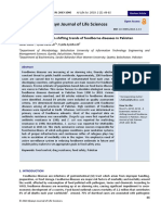 A systematic review on shifting trends of foodborne diseases in Pakistan
