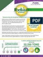 BelVita Fact Sheet