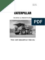 Cat 793c Manual Servicio