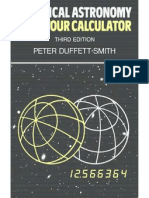 Practical.astronomy.with.Your.calculator 3ed Duffett Smith 0521356997