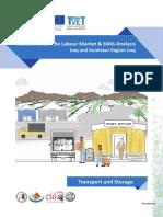 Assessment of the labour market & skills analysis Iraq and Kurdistan Region-Iraq transport and storage 2019.pdf