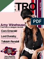Retro Magazine Issue Six