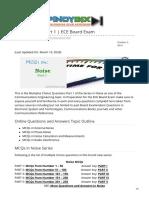 pinoybix.org-MCQ in Noise Part 1  ECE Board Exam