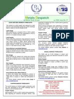 Metals Despatch no 27