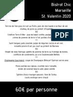 Restaurant La Poule Noire_St Valentin 2020
