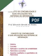 1- CONCEITO DE CONTABILIDADE