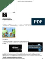 WifiSlax 4.7.2 instalacion y auditoria WEP-WPA-WPA2