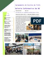 Boletim Informativo -BE 2º período 2019-20