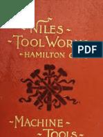 Niles Tool Works Catalog