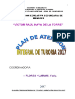 PLAN DE TUTORIA 2017 (yudy)