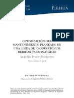 Optimización del mantenimiento planeado en linea de producción de bebidas carbonatadas.pdf