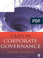 Cases in Corporate Governance-----Robert Wearing-----2005.pdf