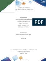 Fase 2-Planeacion de la auditoria