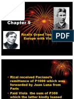 Chapter9 - Life and Works of Rizal